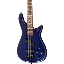 LX200B Series III Electric Bass Guitar Metallic Blue
