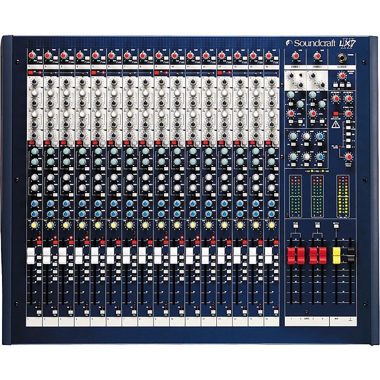 SoundcraftLX7ii 16-Channel Mixer