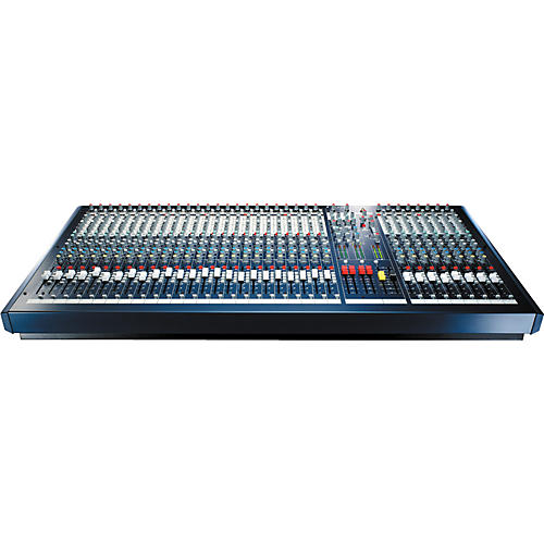 Soundcraft LX7ii 32-Channel Mixer-thumbnail