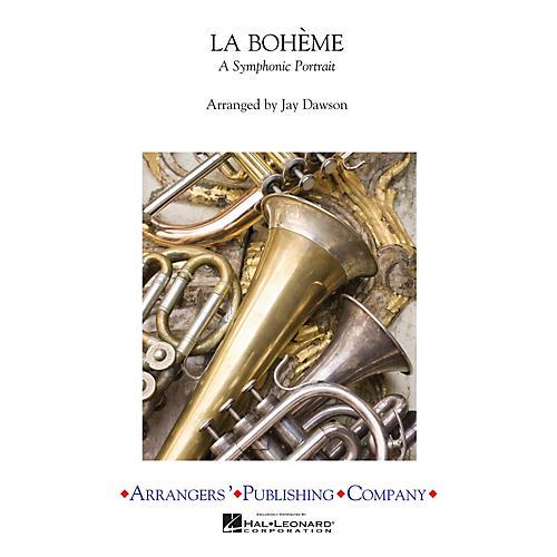 Arrangers La Bohème (Full Score) Concert Band Arranged by Jay Dawson-thumbnail