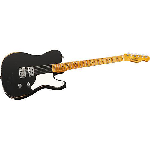Fender Custom Shop La Cabronita Especial Relic Single Pickup Electric Guitar-thumbnail
