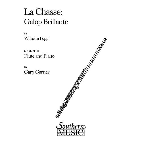 Southern La Chasse Galop Brillante (Flute) Concert Band Level 4 Arranged by Gary Garner-thumbnail