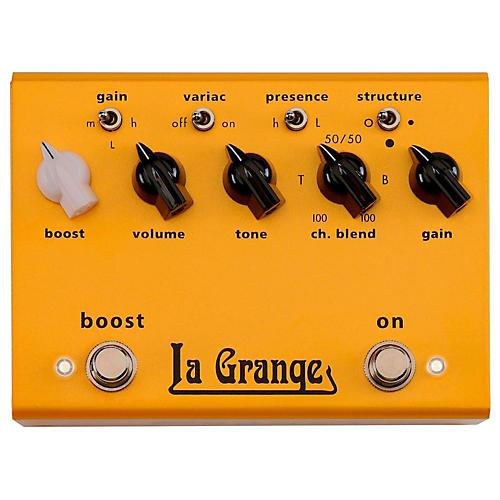 Bogner La Grange Overdrive + Boost Guitar Effects Pedal-thumbnail