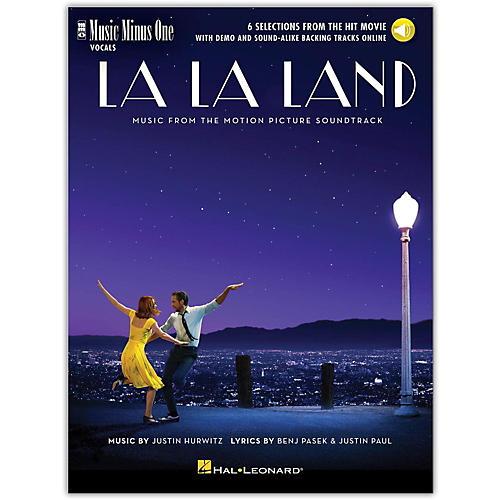 Hal Leonard La La Land - Music Minus One Vocals (Book/Audio Online)-thumbnail