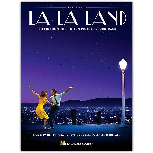 Hal Leonard La La Land - Music from the Motion Picture Soundtrack for Easy Piano