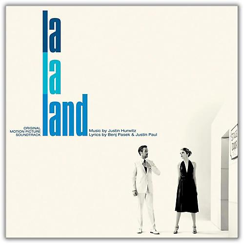 Universal Music Group La La Land (Original Motion Picture Soundtrack) (Blue Vinyl)-thumbnail
