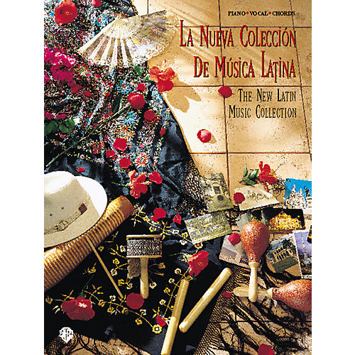 Alfred La Nueva Coleccion Musica Latina Book