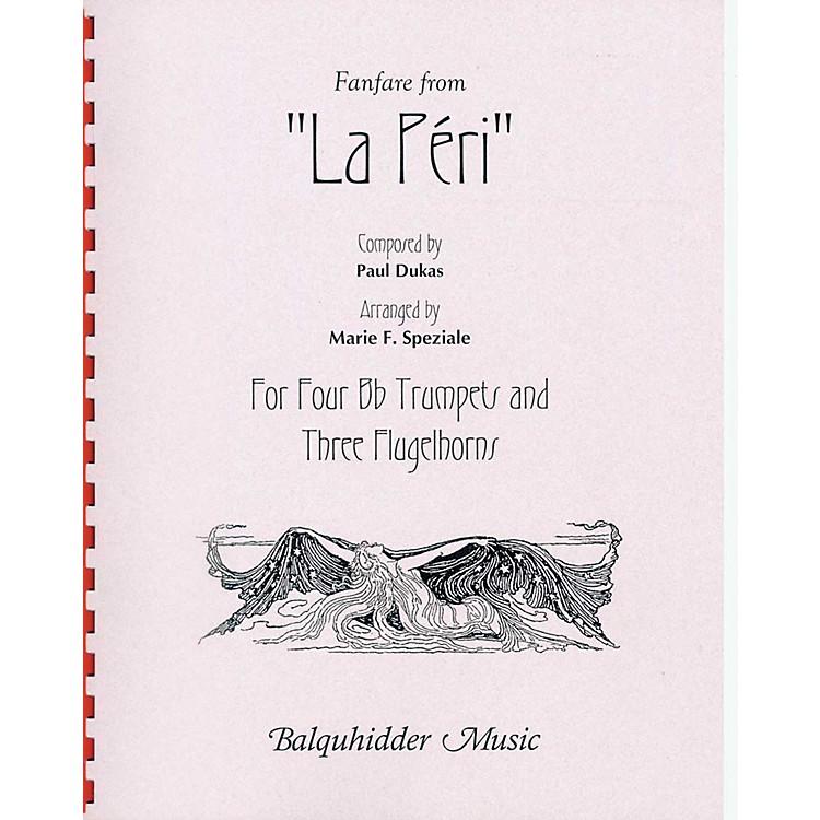 Carl FischerLa Peri, Fanfare from Book