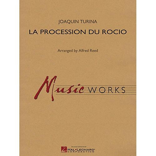 Hal Leonard La Procession du Rocio Concert Band Level 5 Arranged by Alfred Reed-thumbnail
