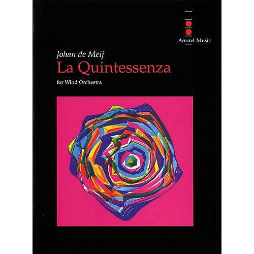 Amstel Music La Quintessenza (Complete Set) Concert Band Level 5 Composed by Johan de Meij-thumbnail