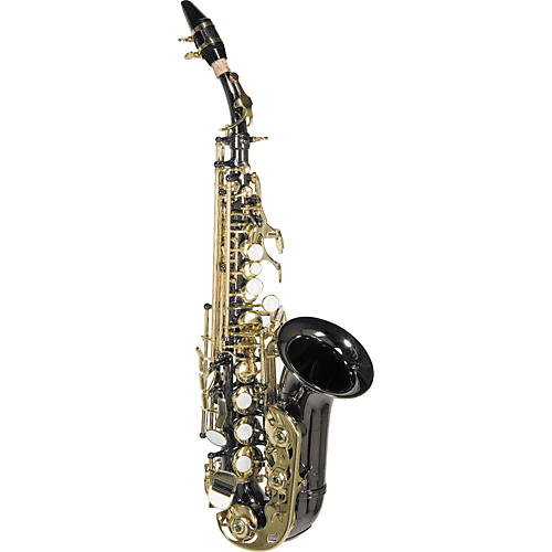 Selmer La Voix Curved Soprano Sax Outfit-thumbnail
