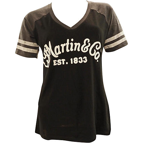Martin Ladies Game V-Neck Tee-thumbnail