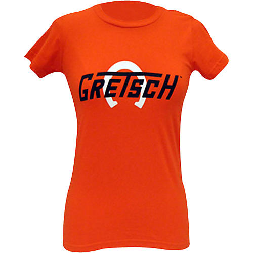 Gretsch Ladies Horseshoe Tee Shirt-thumbnail