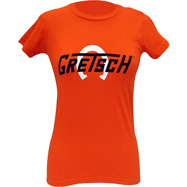 Gretsch Ladies Horseshoe Tee Shirt