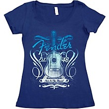 Fender Ladies Sound T-Shirt