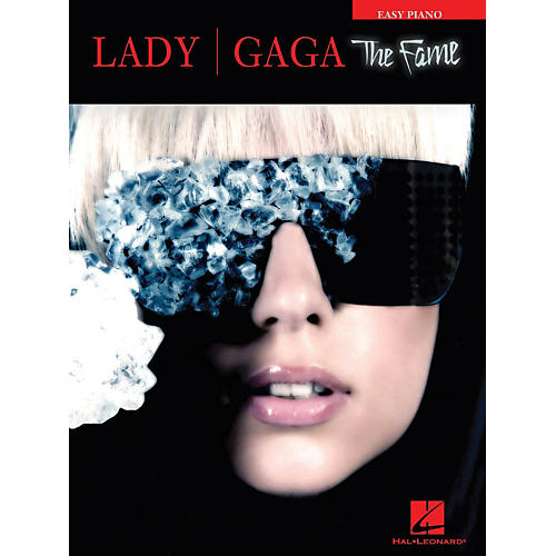 Hal Leonard Lady Gaga - The Fame for Easy Piano-thumbnail