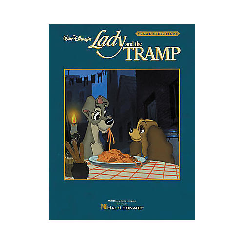 Hal Leonard Lady and the Tramp Vocal Selections Songbook