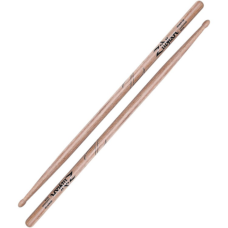 Zildjian Laminated Birch Heavy Drumsticks 6A Wood Tip