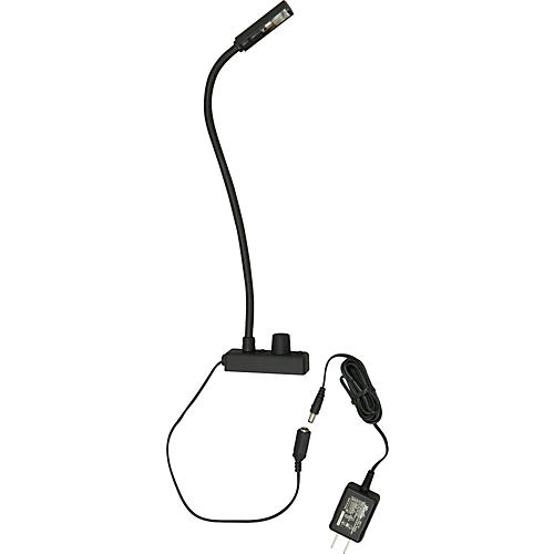 Littlite Lamp with Base and Dimmer 12 Inch