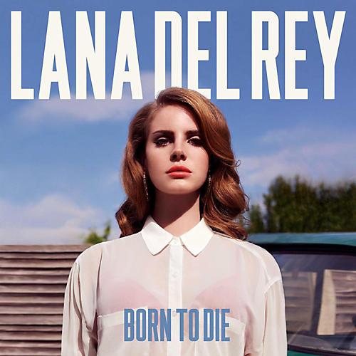 Universal Music Group Lana Del Rey - Born To Die LP