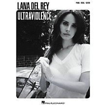 Hal Leonard Lana Del Rey - Ultraviolence Piano/Vocal/Guitar