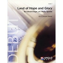 Anglo Music Press Land of Hope and Glory (Grade 2 - Score Only) Concert Band Level 2 Arranged by Philip Sparke