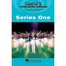 Hal Leonard Land of a Thousand Dances Marching Band Level 2 by Wilson Picket Arranged by Paul Murtha