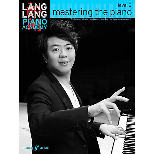 Faber Music LTD Lang Lang Piano Academy: Mastering the Piano Level 2 Book-thumbnail