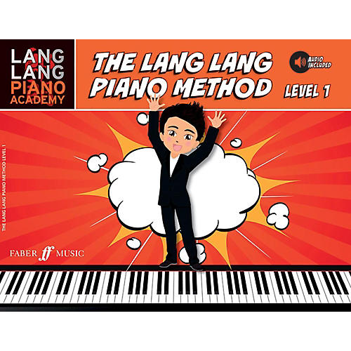 Faber Music LTD Lang Lang Piano Academy: The Lang Lang Piano Method, Level 1 Book & Downloadable Audio Early Elementary-thumbnail