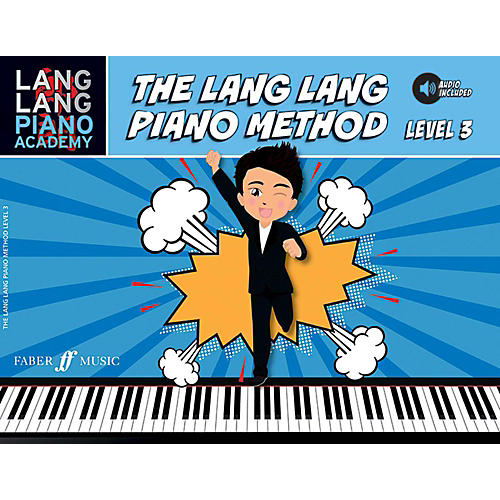 Alfred Lang Lang Piano Academy: The Lang Lang Piano Method, Level 3 Book & Downloadable Audio Late Elementary-thumbnail