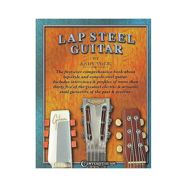 Centerstream PublishingLap Steel Guitar Book