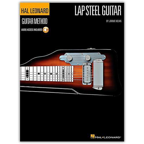 Hal Leonard Lap Steel Guitar Method (Book/Online Audio)-thumbnail