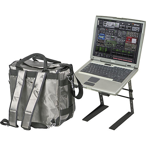 Odyssey Laptop Stand and Backpack Bundle