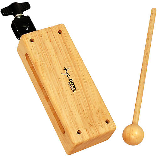 Tycoon Percussion Large Mountable Wood Block-thumbnail