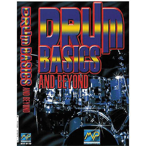 MVP Larry Bright's Drum Basics and Beyond (DVD)