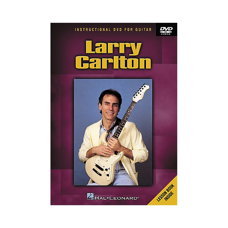 Hal LeonardLarry Carlton (DVD)