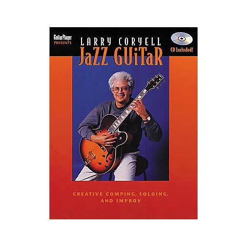 Hal Leonard Larry Coryell: Jazz Guitar Book-thumbnail