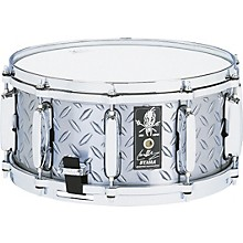 Tama Lars Ulrich Diamond Plate Steel Snare Drum 14x6.5 14 x 6.5 in.