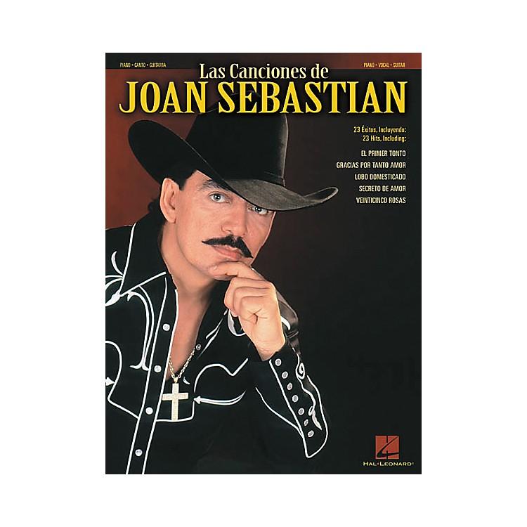 Hal LeonardLas Canciones De Joan Sebastian Piano, Vocal, Guitar Songbook
