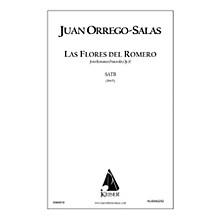 Lauren Keiser Music Publishing Las Flores Del Romero (from Romances Pastorales, Op. 10) SATB a cappella Composed by Juan Orrego-Salas