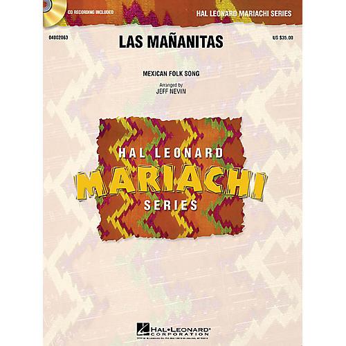Hal Leonard Las Mañanitas Concert Band Level 2-3 Arranged by Jeff Nevin-thumbnail