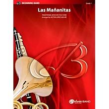 BELWIN Las Mananitas Concert Band Grade 1 (Very Easy)