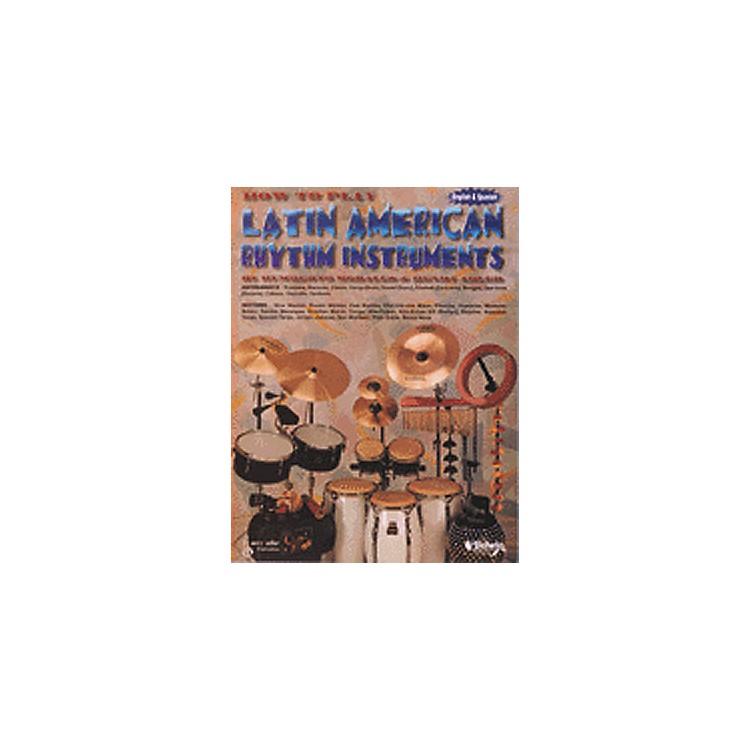 AlfredLatin American Percussion (Book)