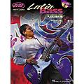 Hal Leonard Latin Bass Book/CD