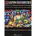 Hal Leonard Latin Favorites Easy Guitar Book  Thumbnail