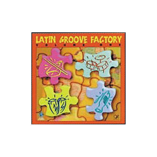 Q Up Arts Latin Groove Factory Vol. 1 Afro-Cuban CD Audio-thumbnail