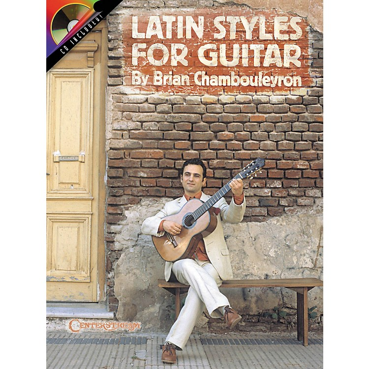 Hal LeonardLatin Styles For Guitar Book and CD