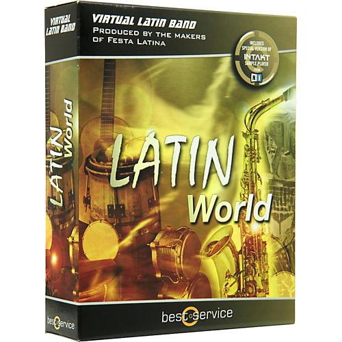 Best Service Latin World Sample Collection-thumbnail