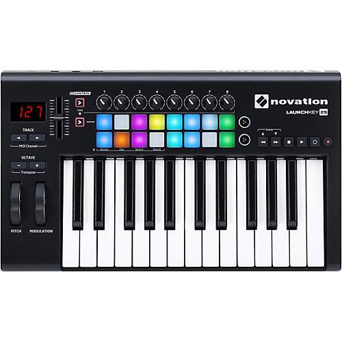 Novation Launchkey 25 MIDI Controller-thumbnail