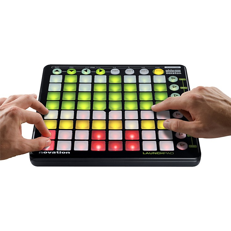 NovationLaunchpad Control Surface for Ableton Live